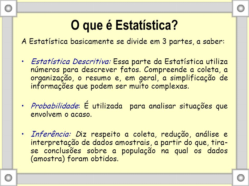 Arredondamento de dados Quando o primeiro algarismo a ser abandonado é 0,1,2,3 ou 4, fica inalterado o último algarismo a permanecer.