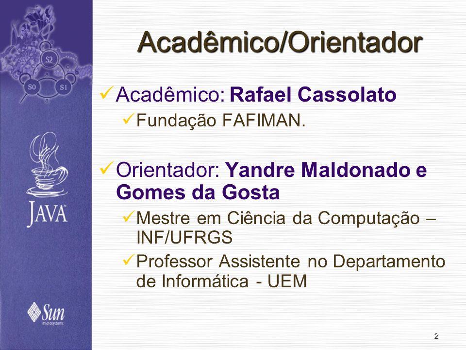 13 cassolato@portaljava.com cassolato@openoffice.org OBRIGADO!