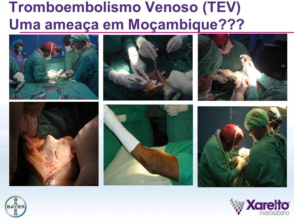 Tromboembolismo Venoso (TEV) Uma ameaça em Moçambique???