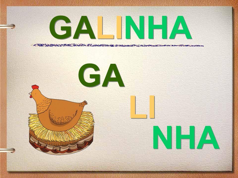 GALINHA NHA LI GA