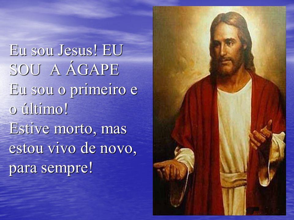A PESSOA DE JESUS CRISTO JESUS SE APRESENTA