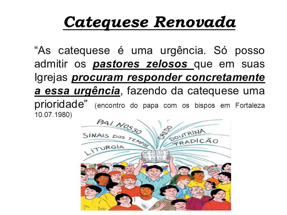 4.Dimensões da Catequese Cristológico Eclesiológico Escatológico Antropológico 5.