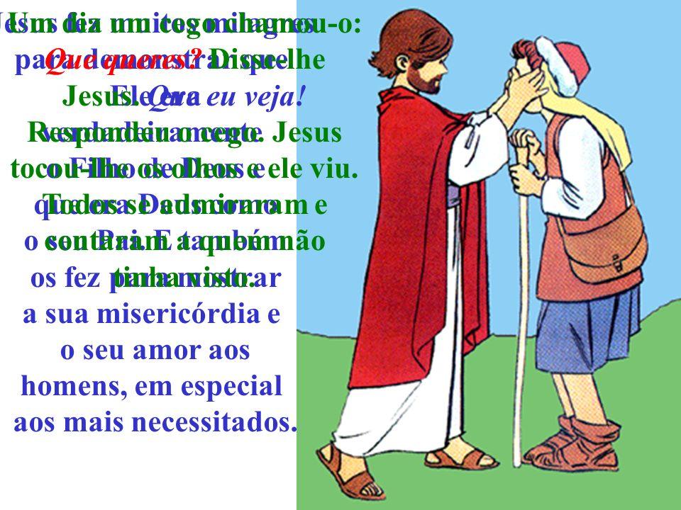 Jesus é Deus como seu Pai. Por isso tem poder para fazer milagres. Navegando pelo mar da Galileia, levantou-se uma grande tempestade. Os apóstolos ass