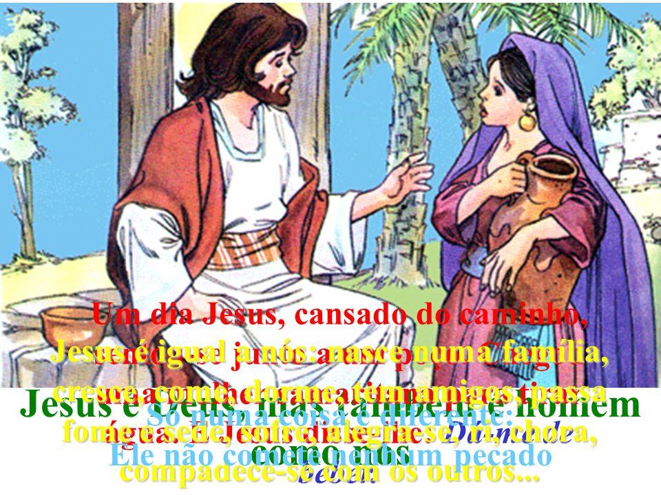 Jesus fez muitos milagres para demonstrar que Ele era verdadeiramente o Filho de Deus e que era Deus como o seu Pai. E também os fez para mostrar a su