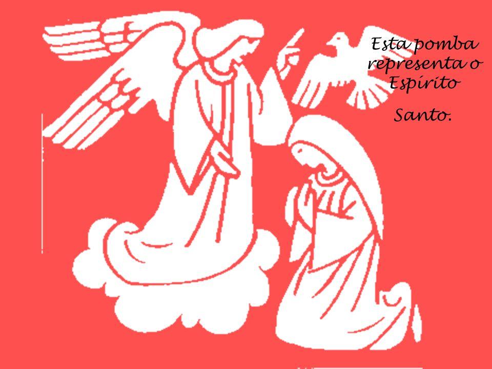 Maria disse que sim. As suas palavras foram: Eis aqui a escrava do Senhor, Faça-se em mim segundo a Sua Palavra