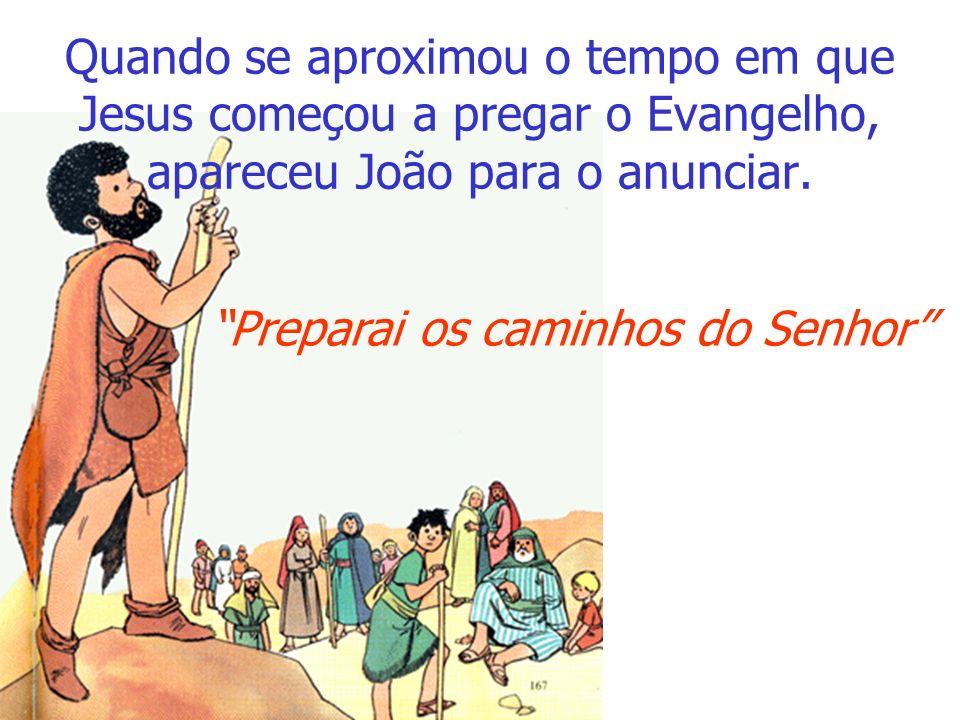 - Como cordeiro, será levado ao matadouro e não abrirá a boca - disse Isaías.