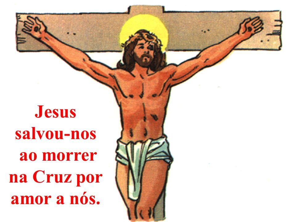 Carregam Jesus com a Cruz às costas. E leva-a a caminho do Calvário. Que eu seja um bom cireneu para te ajudar!
