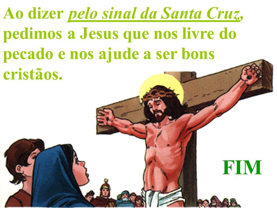Jesus é enterrado num sepulcro novo sob o olhar atento das mulheres.