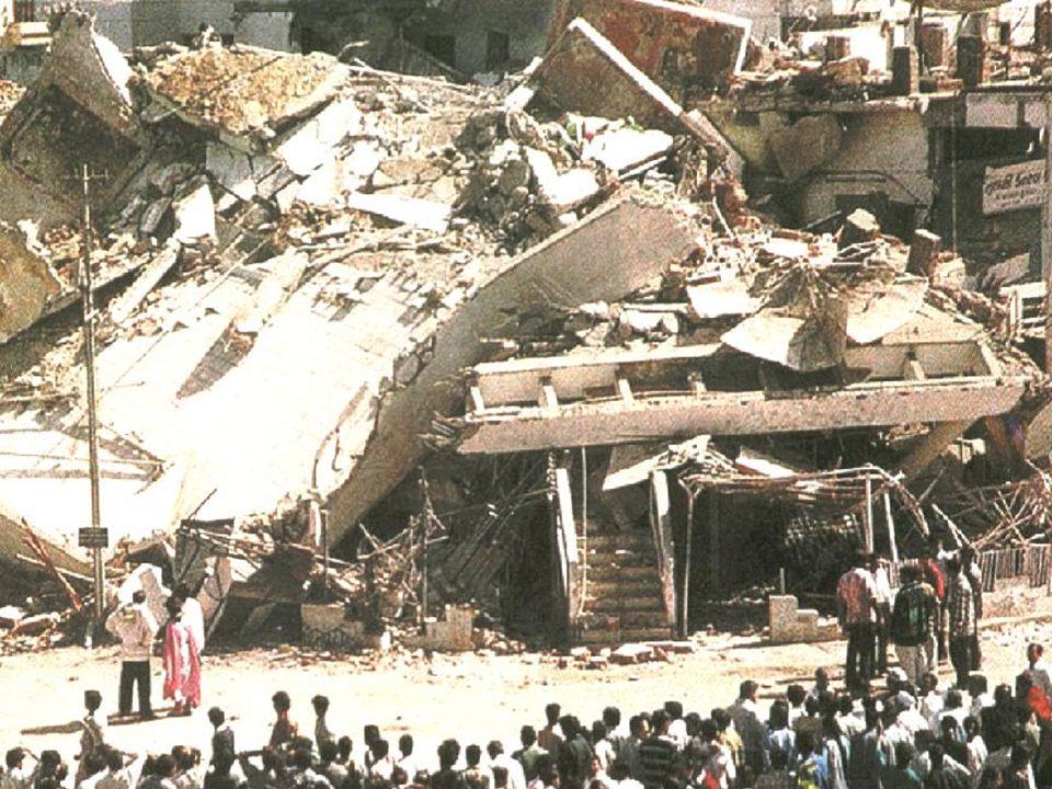 Magnitude 1,0 – 1,9 2,0 – 2,9 3,0 – 3,9 4,0 – 4,9 5,0 – 5,9 6,0 – 6,9 7,0 – 7,9 Igual ou superior a 8,0 A Escala de Richter é utilizada para determinar a magnitude de um sismo, que pode variar entre oito níveis.