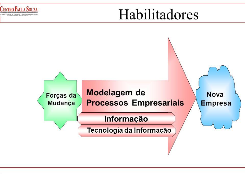 A Mudança na Organização Empresa ampliada Organização integrada Equipe de Alta performance Reformulação dos rela- cionamentos externos Transformação d