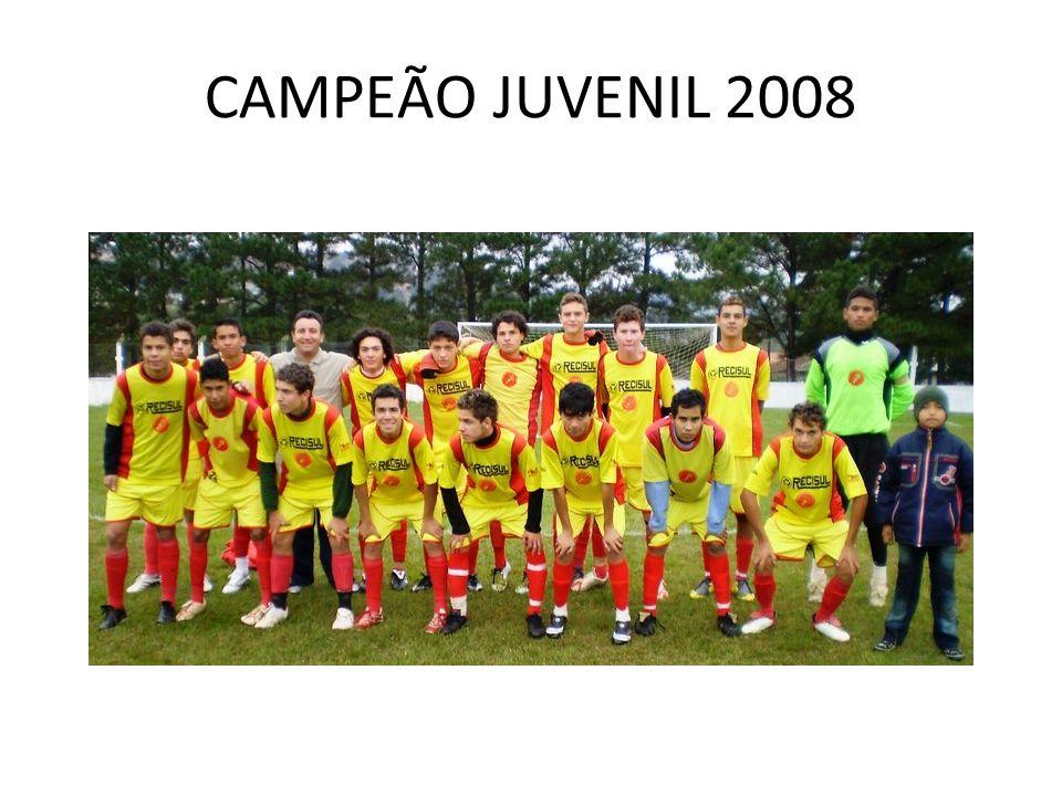 CAMPEÃO JUVENIL 2008