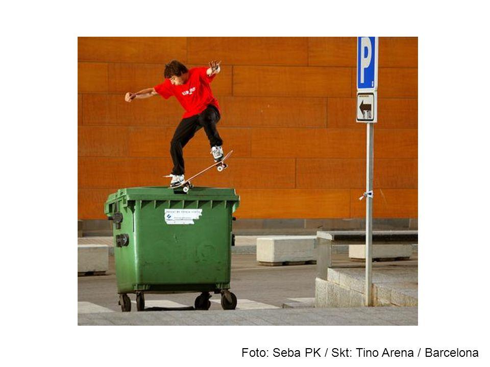 Foto: Seba PK / Skt: Tino Arena / Barcelona