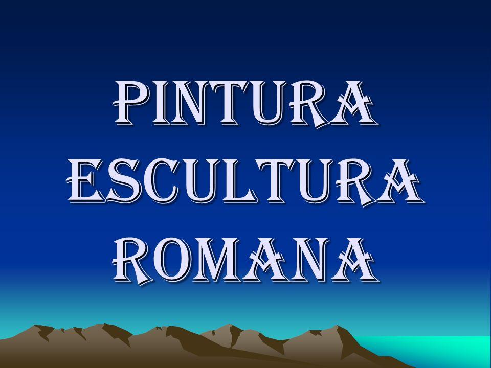 A pintura mural está bem documentada, sobretudo em Pompéia e nas demais cidades soterradas no ano 79 d.C.