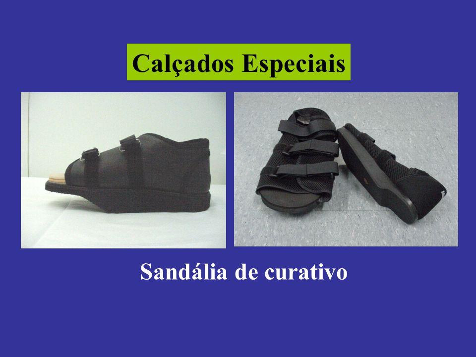 Sandália de curativo Calçados Especiais