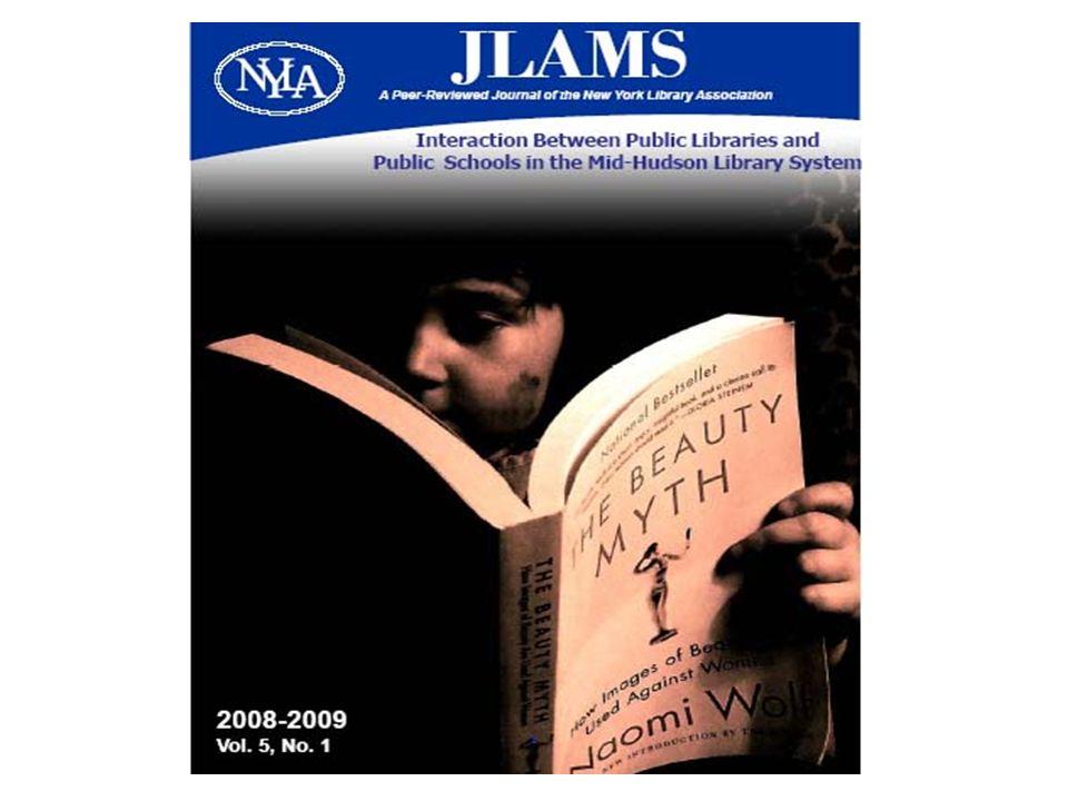 Library Administration and Management Periodicidade: Bimestral, (verao, outono, inverno, primavera).