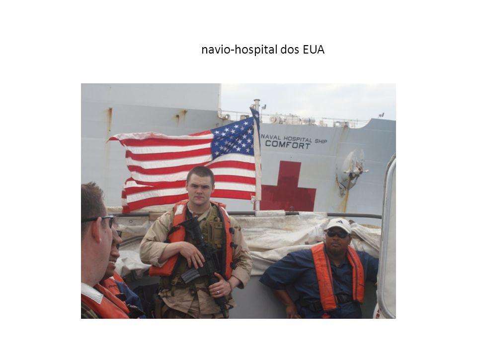 navio-hospital dos EUA