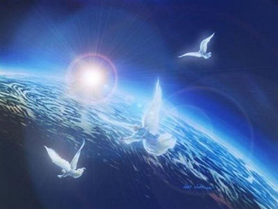AS REVELAÇÕES DO APOCALIPSE Depois destas coisas, vi descer do céu outro anjo, que tinha grande autoridade, e a terra se iluminou com sua glória.