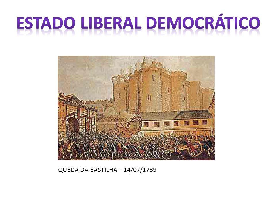QUEDA DA BASTILHA – 14/07/1789