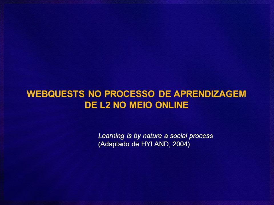 http://www.letras.ufmg.br/profs/reinildes/ Reinildes Dias Professora Adjunta Faculdade de Letras da UFMG Ph.D.