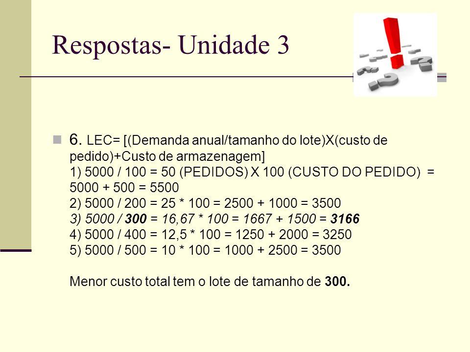 Respostas- Unidade 3 6.