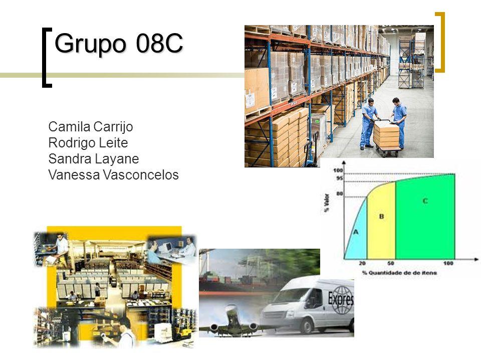 Grupo 08C Camila Carrijo Rodrigo Leite Sandra Layane Vanessa Vasconcelos