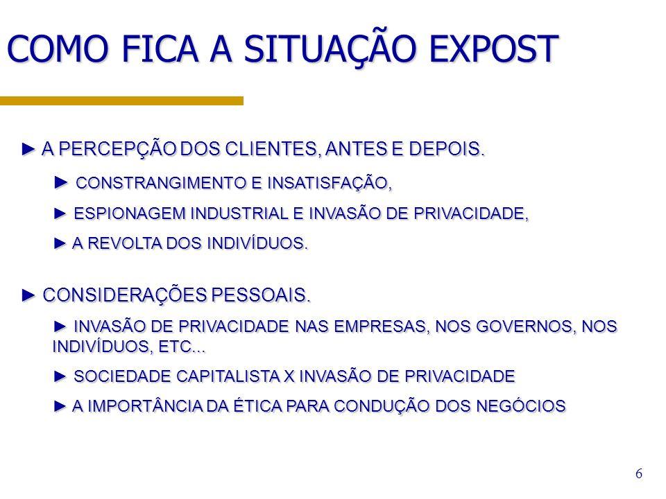 7 SUGESTÃO E DIRETRIZES ORIENTAÇÃO BÁSICA PARA PROTEGER SUA PRIVACIDADE.