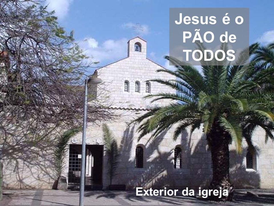 Como o evangelho de Mc é mais curto, nos domingos 17-21 do ciclo B, temos o tema dos Pães e da Eucaristia segundo João. Devido à importância, a multip