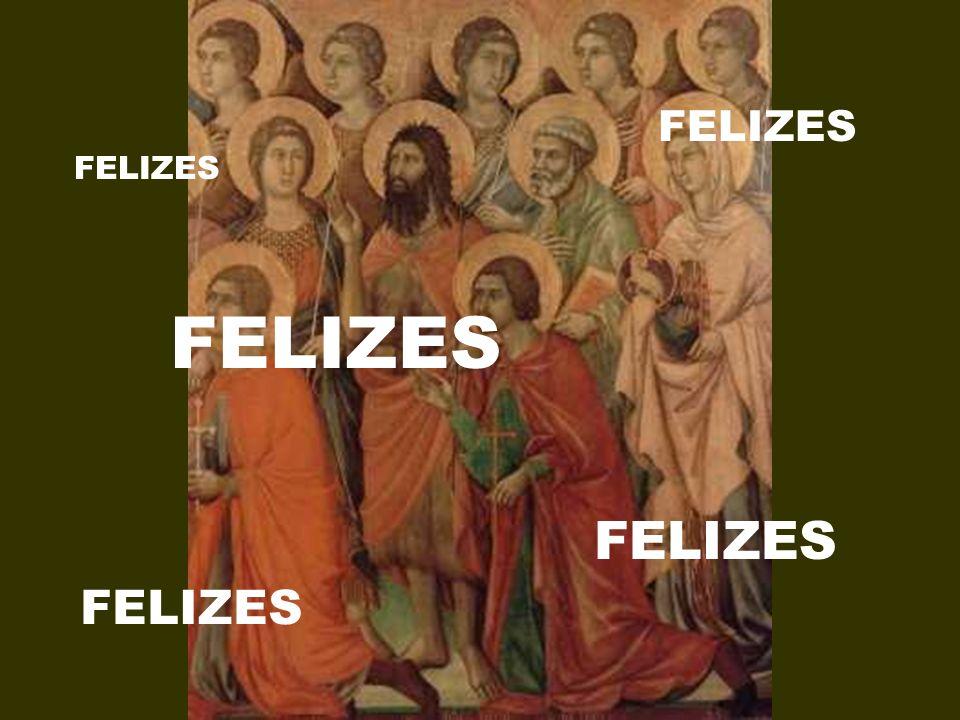 Do evangelho segundo S. Mateus 5, 1-12a Naquele tempo, ao ver as multidões, Jesus subiu ao monte e sentou-Se. Rodearam-nO os discípulos e Ele começou