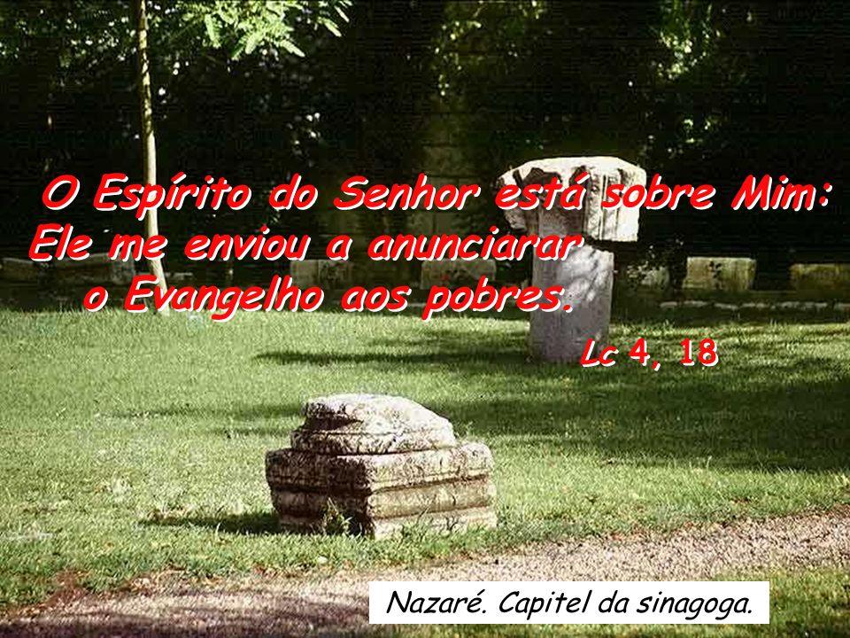 2Cor 12, 7-10 Irmãos: para que a grandeza das revelações não me ensoberbeça, foi-me deixado um espinho na carne, um anjo de Satanás que me esbofeteia