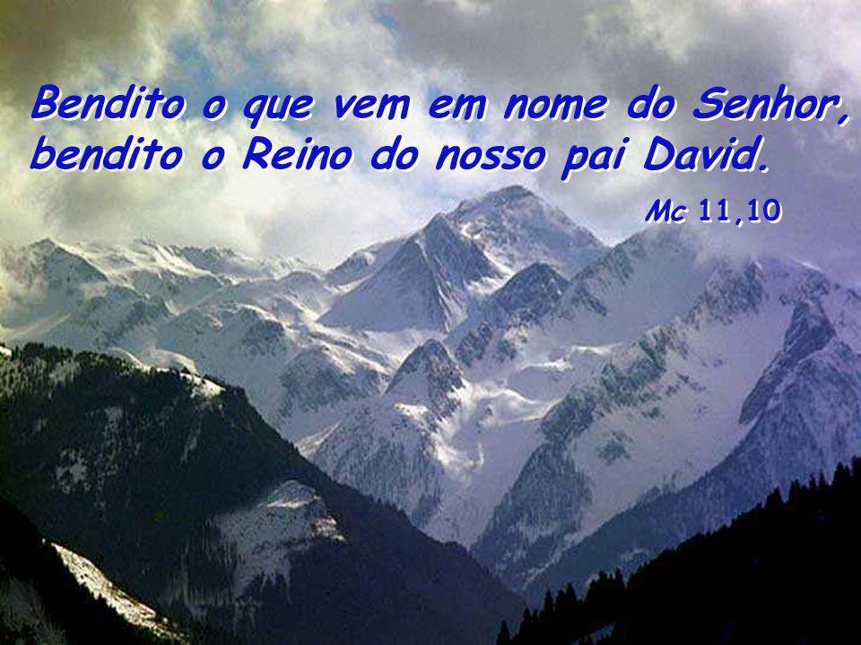 Ap 1, 5-8 Jesus Cristo é a Testemunha fiel, o Primogénito dos mortos, o Príncipe dos reis da terra. Àquele que nos ama e pelo seu sangue nos libertou