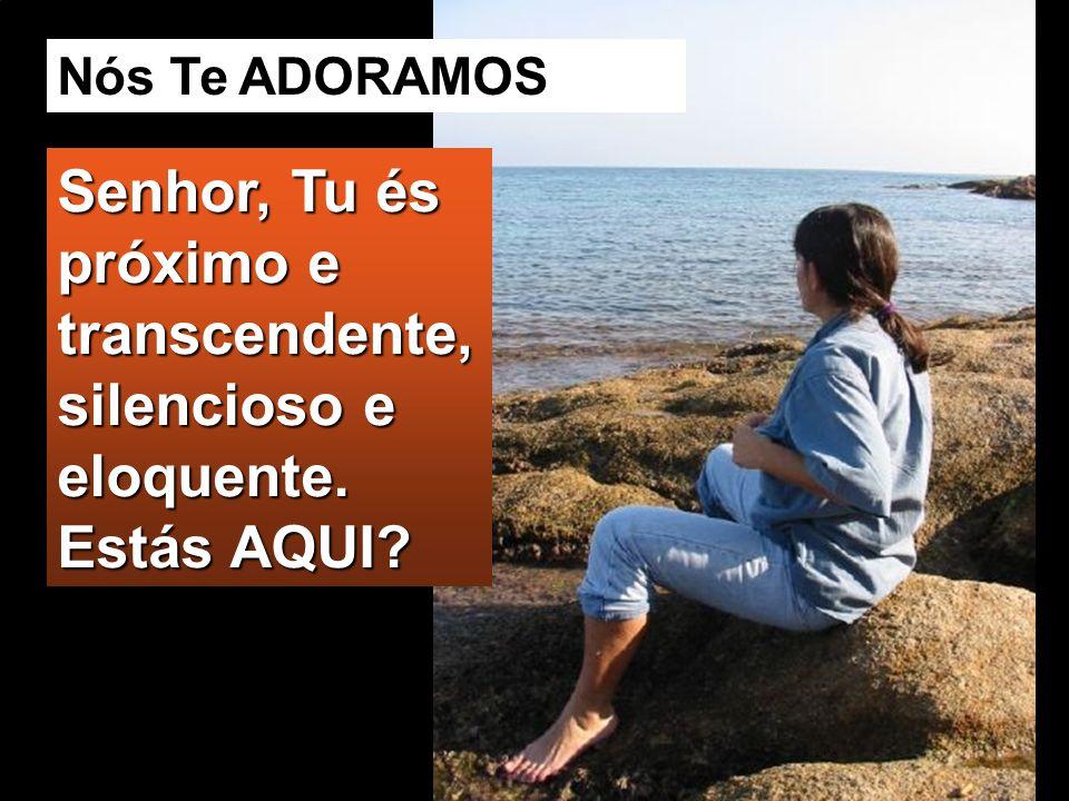 Eles ficaram cheios de temor e diziam uns para os outros: «Quem é este homem, que até o vento e o mar Lhe obedecem?»