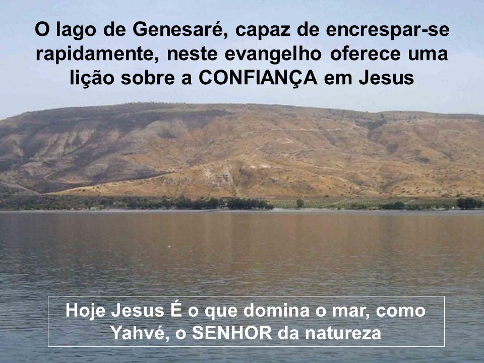 O evangelho de MARCOS que seguimos, diz-nos quem É JESUS Imagens do Lago da Galileia