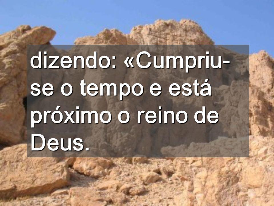 Flores da Galileia Limpo de pecado, fecundas a terra com o orvalho de Deus Hoje, como nunca, necessitais da proximidade do Reino