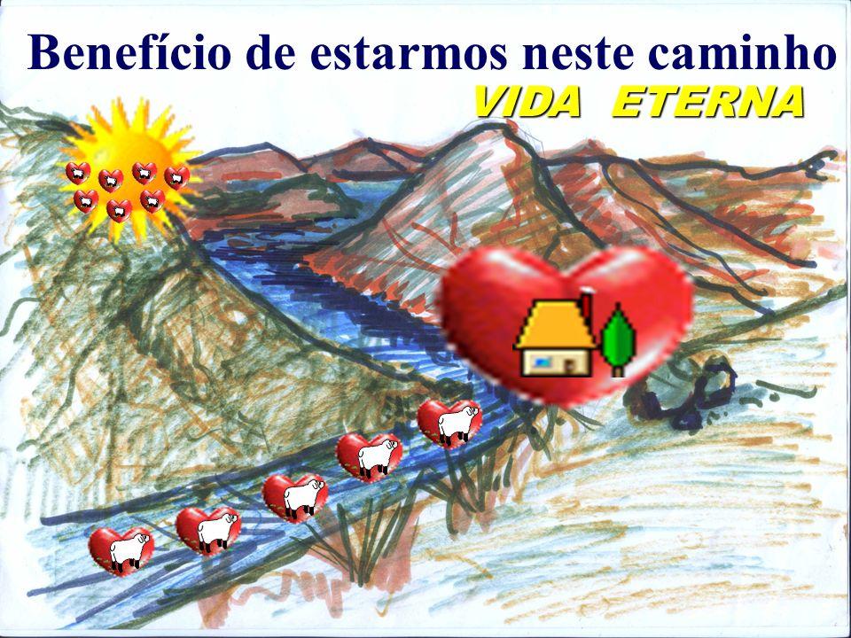 5 IGREJA CRISTÃ MARANATA – TUCUM 3 Benefício de estarmos neste caminho VIDA ETERNA VIDA ETERNA