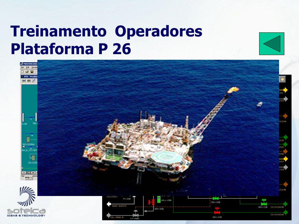Treinamento Operadores Plataforma P 26