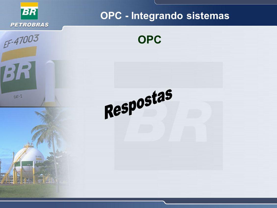 OPC - Integrando sistemas OPC