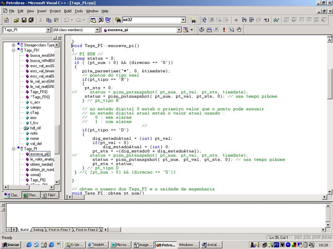 OPC - Integrando sistemas Exemplo de API
