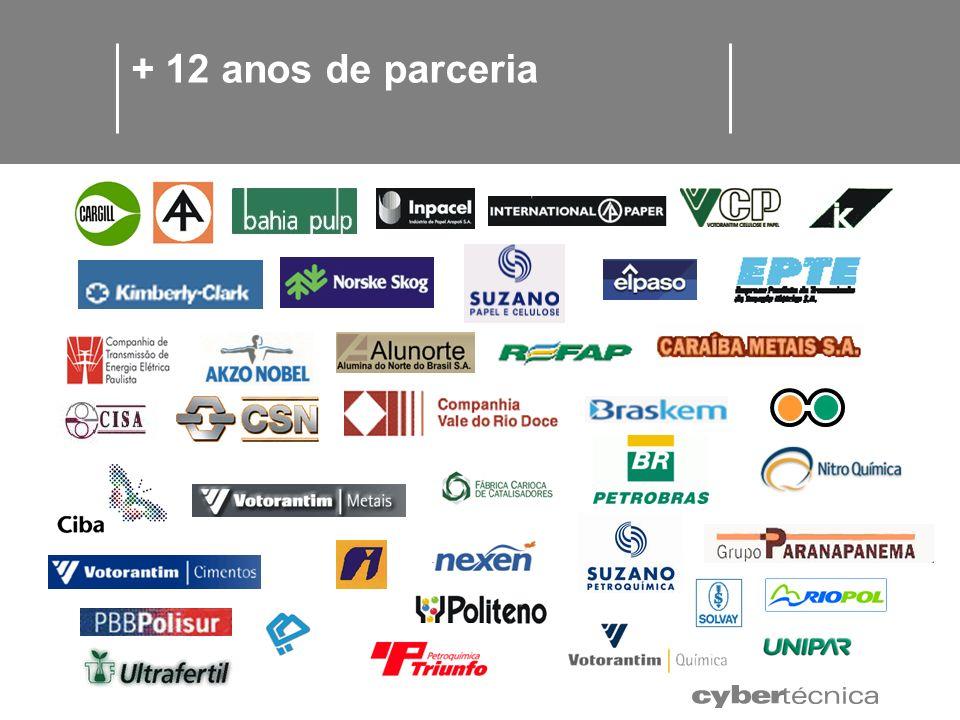 CARBOCLORO + 12 anos de parceria