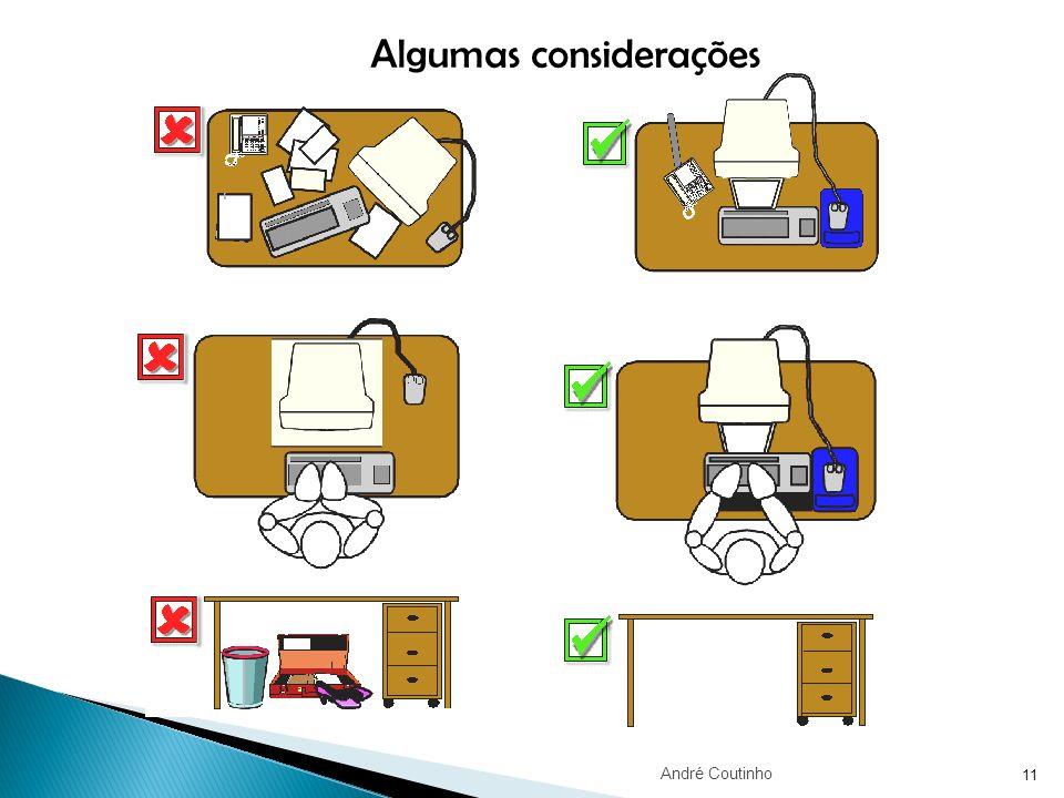 11 Algumas considerações André Coutinho
