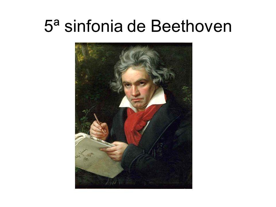 5ª sinfonia de Beethoven