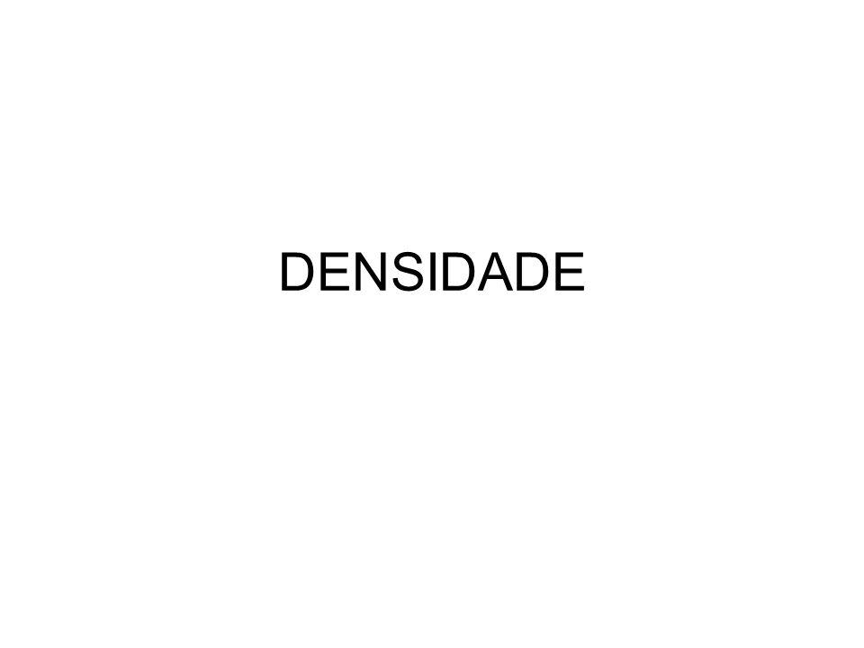 DENSIDADE