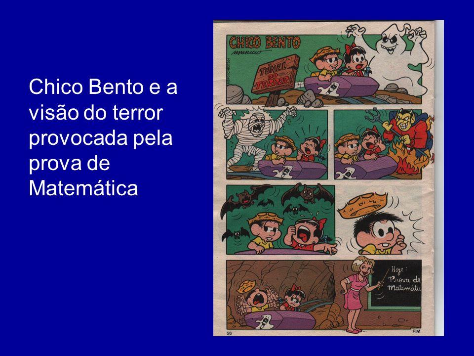 Prova Brasil TEMA III - NÚMEROS E OPERAÇÕES / ÁLGEBRA E FUNÇÕES Sara fez um bolo e repartiu com seus quatro filhos.
