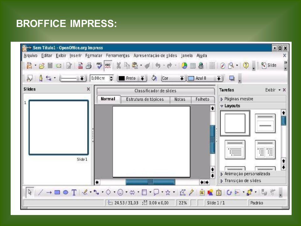 Impressora é um periférico de saída de informações.