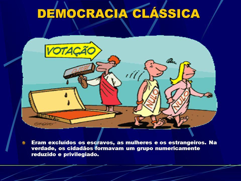 Mais tarde, desde o século XIX, aparecem os direitos sociais.