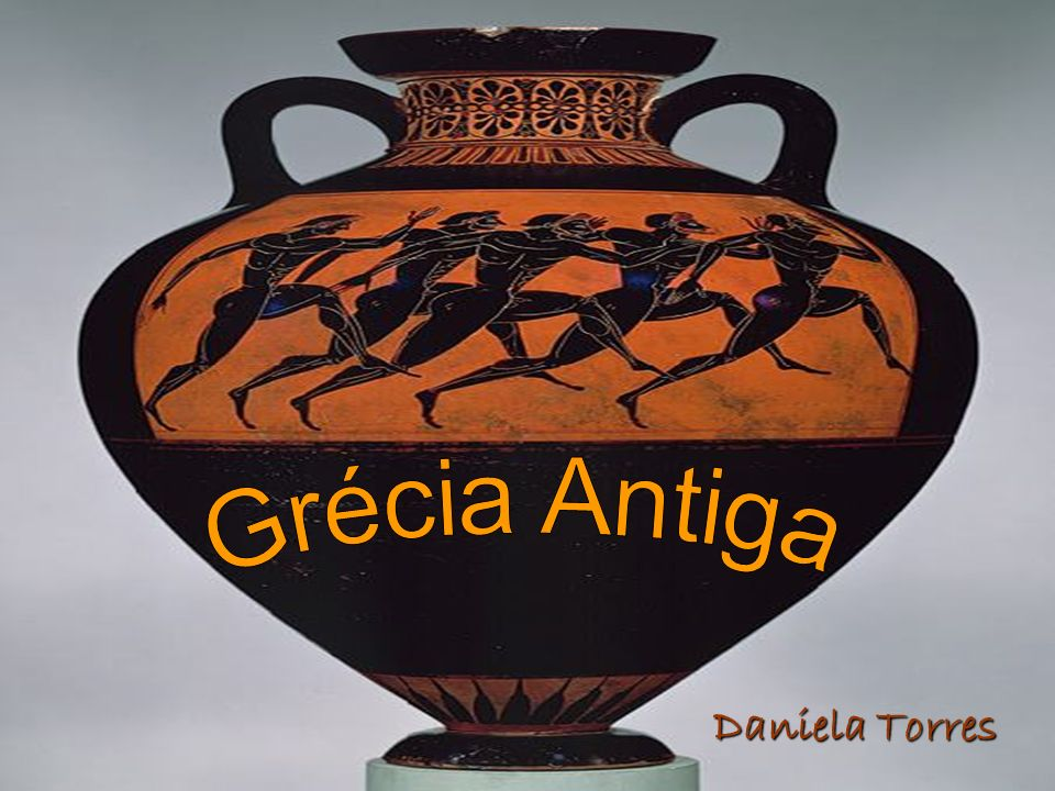 A civilização grega tem grande importância na formação cultural e política do Ocidente.