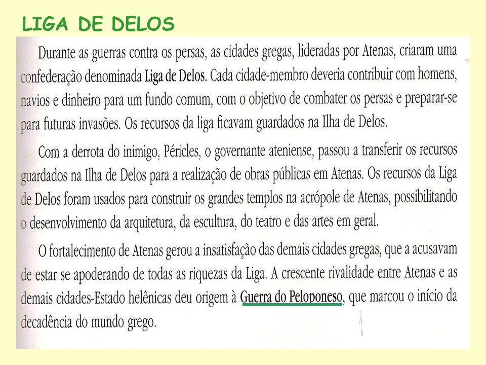LIGA DE DELOS