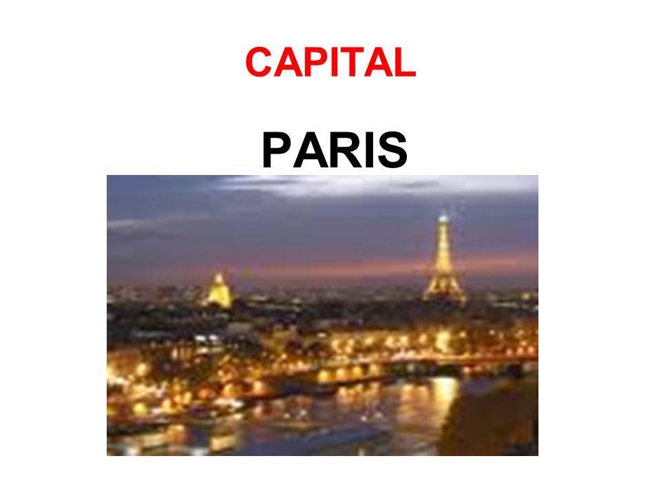 CAPITAL PARIS