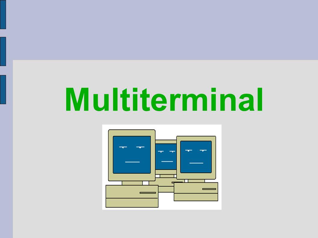 Multiterminal