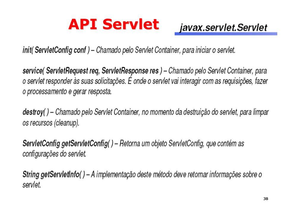 38 API Servlet