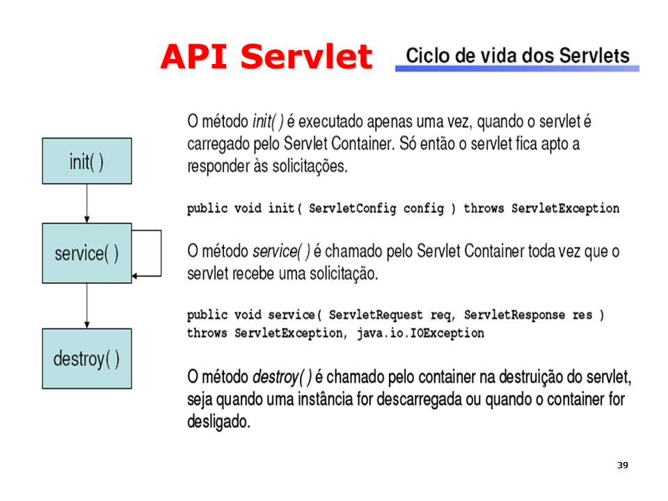 39 API Servlet